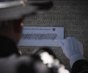 2019 National Law Enforcement Memorial at Washington DC