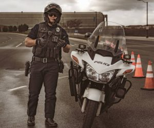 2019 TPD Motor Officer and Unit