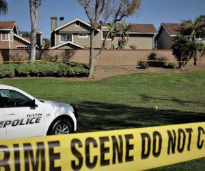 2021 TPD CSI Crime Scene with Unit