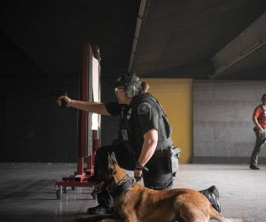 2021 TPD K-9 Dog and Officer