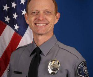 CSI Supervisor Chris Grover
