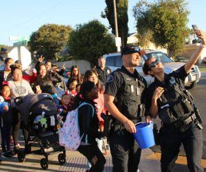 Community Relations - 2019 Walk to School
