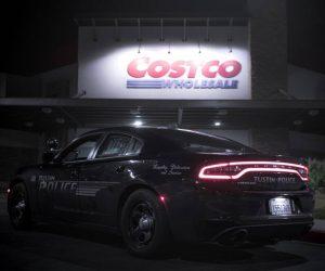 TPD GRADE Unit in front of Costco