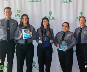 TPSSA Communications Officers Awarded Officer of the Month November 2019